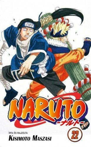 Naruto 22.