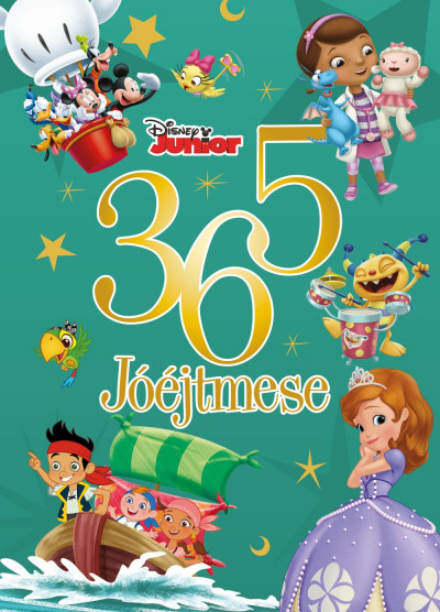 Disney junior - 365 Jóéjtmese