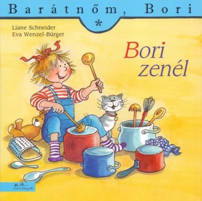 Bori zenél - Barátnőm, Bori 21.