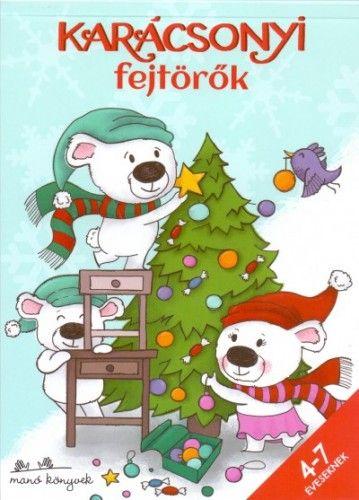Karácsonyi fejtörők 4-7 éveseknek -  pdf epub