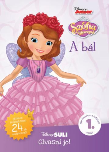 Disney Junior - Szófia hercegnő: A bál