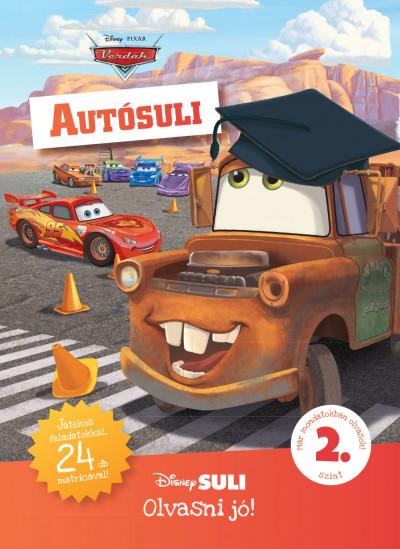 Autósuli - Disney Suli - Olvasni jó! sorozat 2. szint - Kristen L. Depken pdf epub