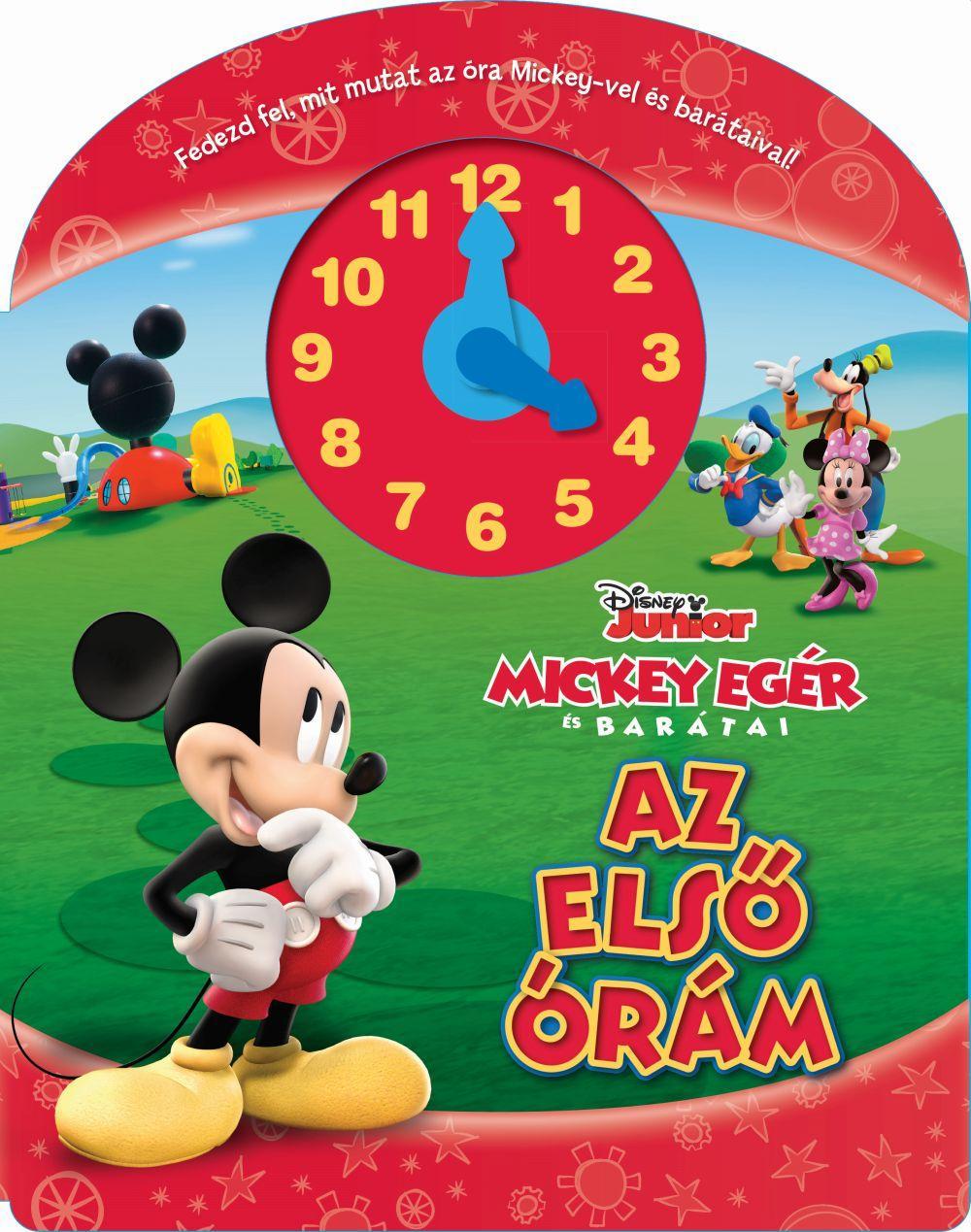 Az első órám - Mickey egér és barátai -  pdf epub
