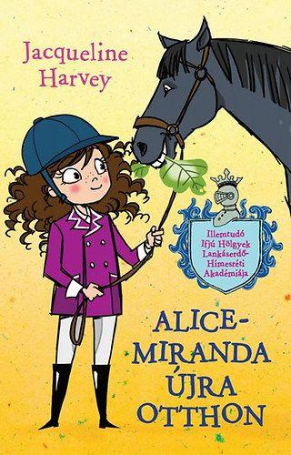 Alice-Miranda újra otthon - Jacqueline Harvey pdf epub