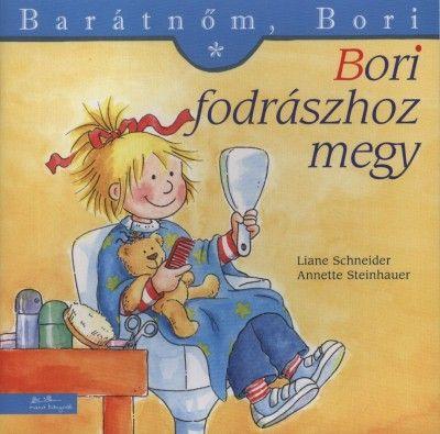 Bori fodrászhoz megy - Barátnőm, Bori 17.