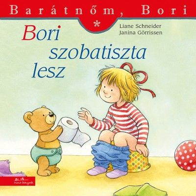 Bori szobatiszta lesz - Barátnőm, Bori 42. - Liane Schneider pdf epub