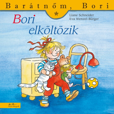 Bori elköltözik - Barátnőm, Bori - Liane Schneider pdf epub