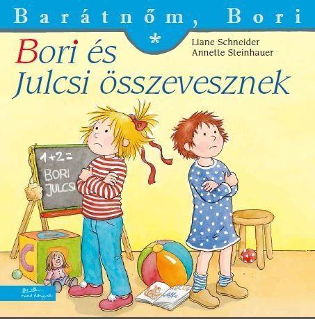 Bori és Julcsi összevesznek - Barátnőm, Bori