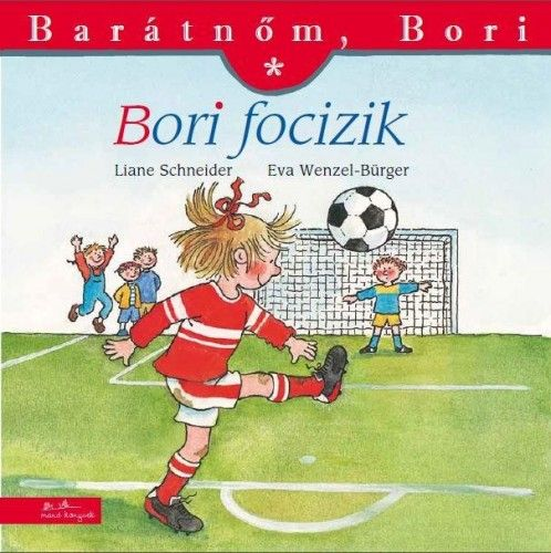 Bori focizik - Barátnőm, Bori