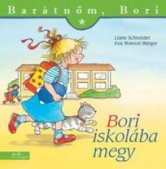 Bori iskolába megy - Barátnőm, Bori 19. - Liane Schneider pdf epub