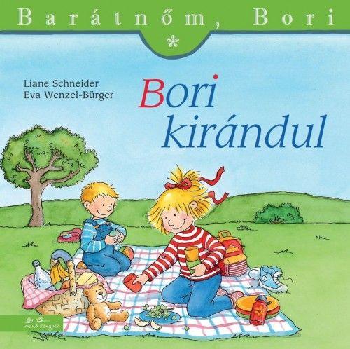Bori kirándul - Barátnőm, Bori 22 - Liane Schneider |