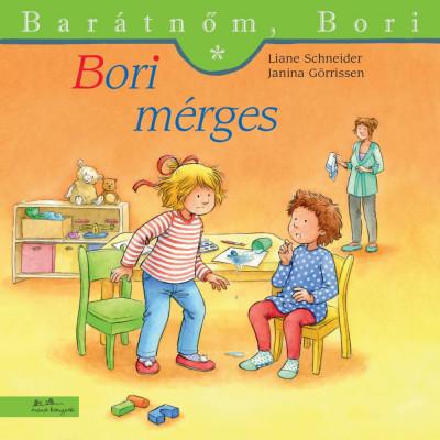 Bori mérges - Barátnőm, Bori