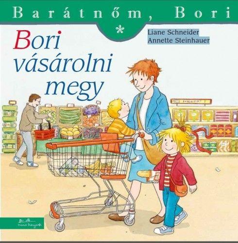 Bori vásárolni megy - Barátnőm, Bori