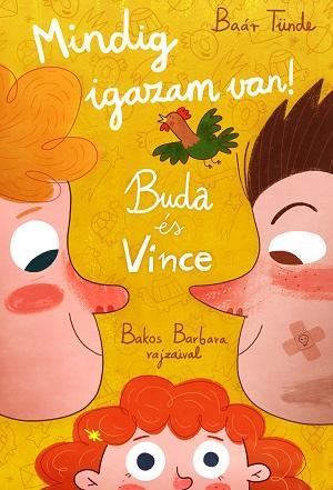 Buda és Vince - Mindig igazam van! - Baár Tünde pdf epub