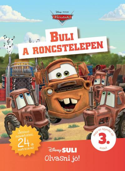 Buli a roncstelepen - Disney Suli - Olvasni jó! sorozat 3. szint