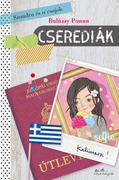 Szandra és a csajok 2 - Cserediák