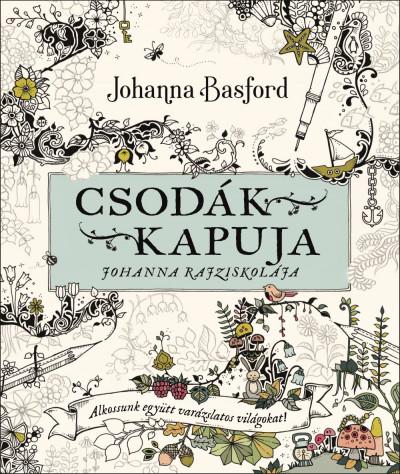 Csodák kapuja - Joanna rajziskolája - Johanna Basford pdf epub