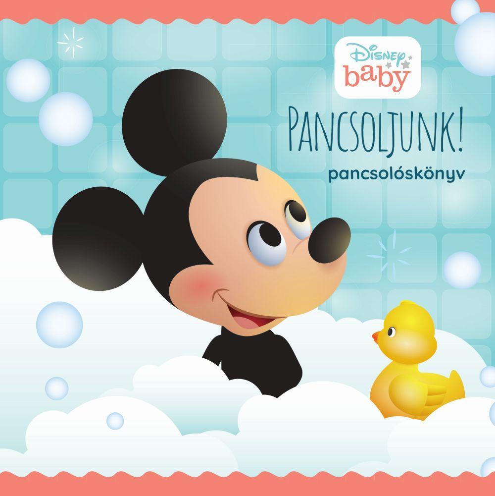 Disney Baby - Pancsoljunk! - pancsolóskönyv