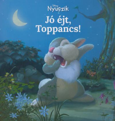 Disney Nyuszik - Jó éjt, Toppancs!