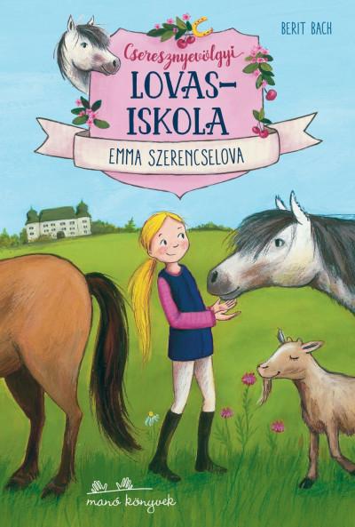 Cseresznyevölgyi lovasiskola 1. - Emma szerencselova