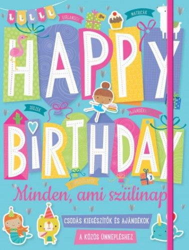 Happy Birthday - Minden, ami szülinap -  pdf epub