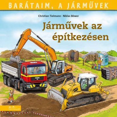 Járművek az építkezésen