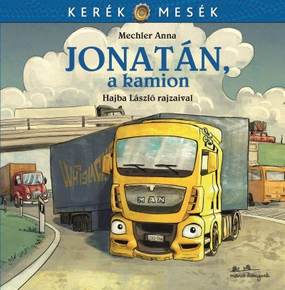 Jonatán, a kamion
