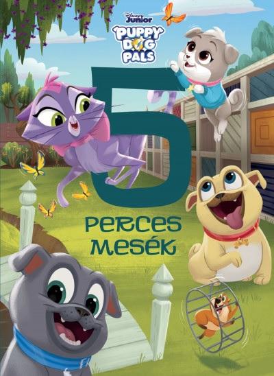 Disney Junior - Kutyapajtik - 5 perces mesék