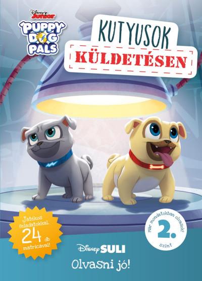 Kutyusok küldetésen - Olvasni jó 2. szint