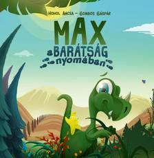 Max a barátság nyomában - Gombos Gáspár pdf epub