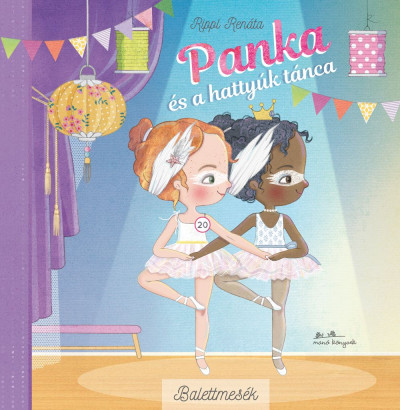 Panka és a hattyúk tánca - Rippl Renáta pdf epub