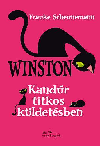 Winston 1. - Kandúr titkos küldetésben