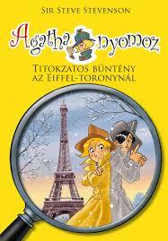 Agatha nyomoz 4. - Titokzatos bűntény az Eiffel-toronynál