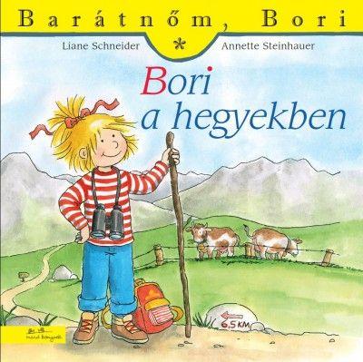 Bori a hegyekben - Barátnőm, Bori