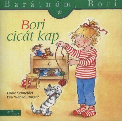 Barátnőm Bori - Bori cicát kap