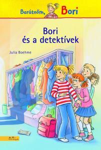 Barátnőm Bori - Bori és a detektívek