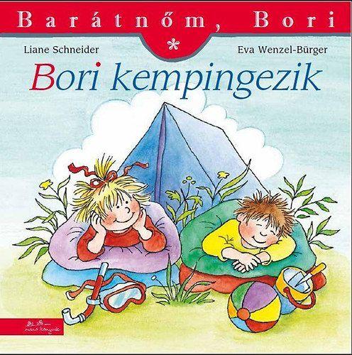 Bori kempingezik - Liane Schneider pdf epub