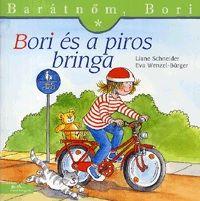 Barátnőm, Bori: Bori és a piros bringa
