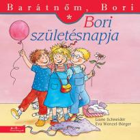 Bori születésnapja - Liane Schneider |