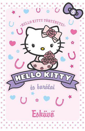 Esküvő - Hello Kitty és barátai 5. -  pdf epub