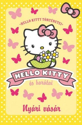 Nyári vásár - Hello Kitty és barátai 3.