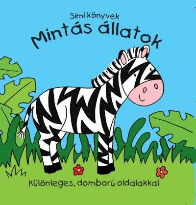 Mintás állatok - Simi könyvek