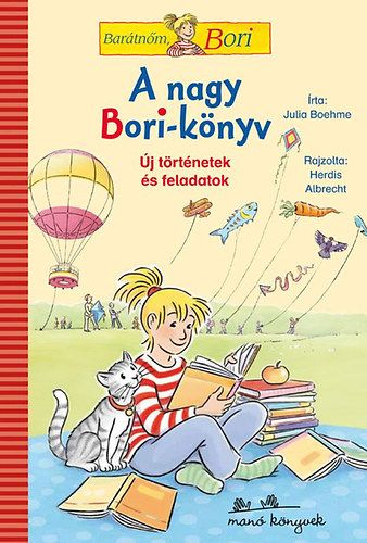 A nagy Bori-könyv - Barátnőm, Bori - Julia Boehme pdf epub