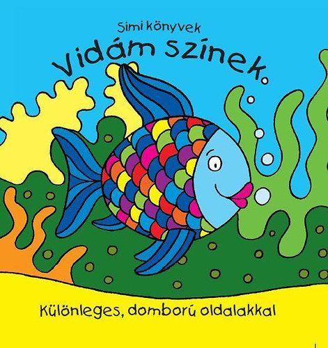 Vidám színek - Simi könyvek
