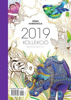 Színek harmóniája 2019 kollekció