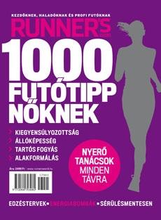 Runner's World könyv - 1000 Futótipp nőknek
