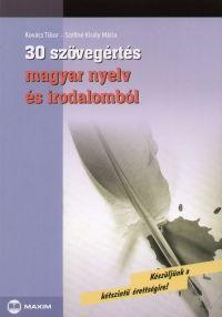 30 szövegértés magyar nyelv és irodalomból