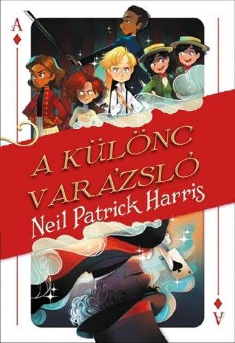 A különc varázsló - Neil Patrick Harris |