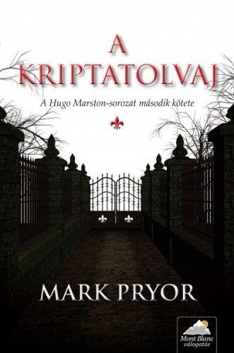A kriptatolvaj - Mark Pryor pdf epub