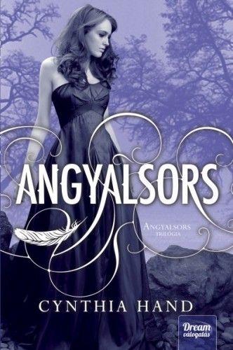 Angyalsors - Cynthia Hand pdf epub